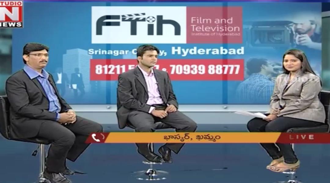 Film Media Institute in Hyderabad