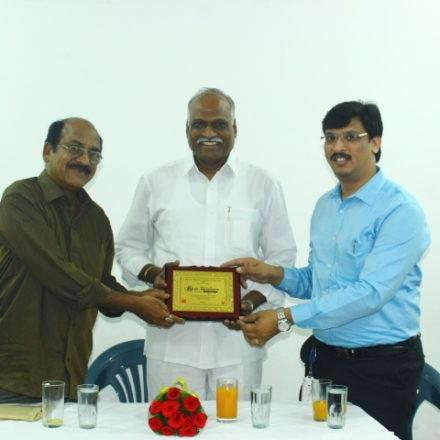 Workshop on acting by Actor Pasunuri Srinivasulu @ FTIH Best Film School