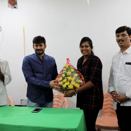 Actor Giridhar had an awesome experience with FTIH Acting Students