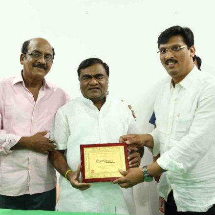 Actor Babu Mohan Garu At Best Filmmaking Institute in Hyderabad, FTIH Film School