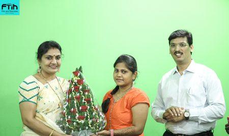 Acting Workshop By Mrs. Delhi Rajeswari Garu @ FTIH South Indian Best Film School