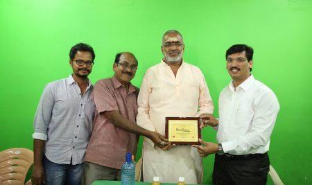 Acting Workshop With Mr. Meer S Garu @ FTIH Best Film School