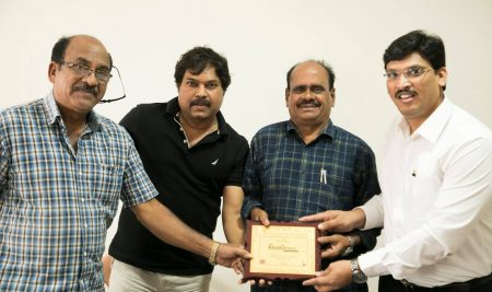 Acting Workshop by Mr. O Kalyan Garu and Mr. Sainath Thotapalli Garu