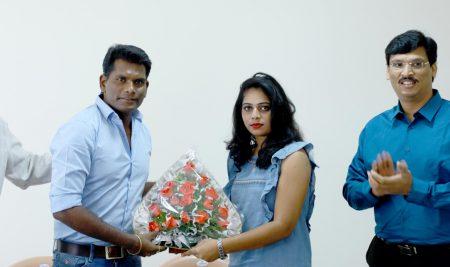 Acting Workshop by Mr. Chamak Chandra @ FTIH Film School