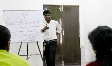Film Making Workshop Conducted by #FTIH on Topic Plots & Conflicts by Mayani Tharun