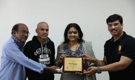 Acting Workshop by Mrs. Radha Kprashanthi Garu and Mr. Bose Garu