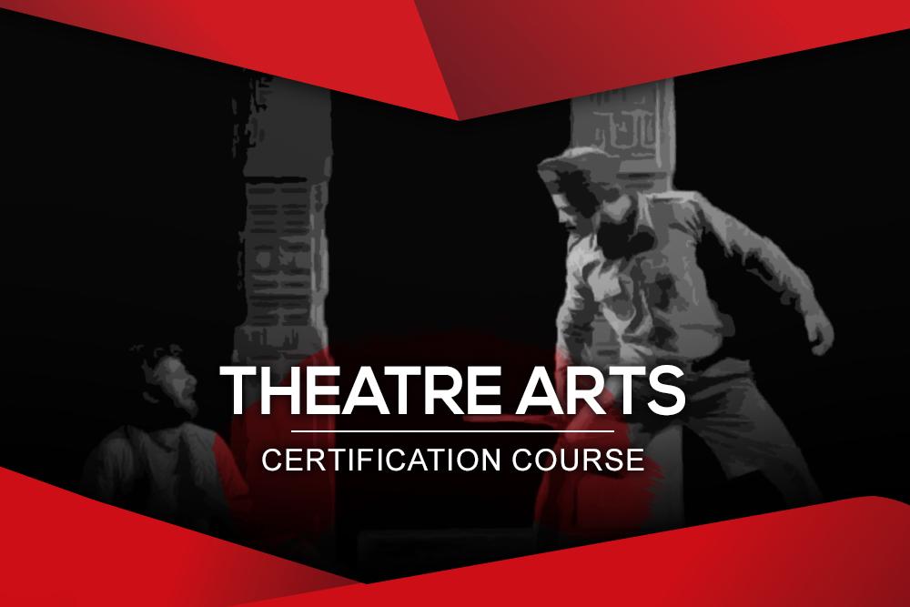 Theatre Arts Course