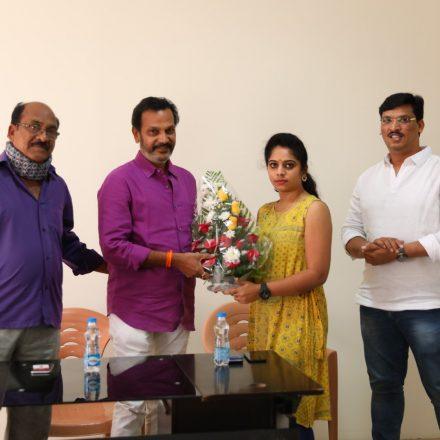 Acting Workshop by  Mr.Bhargava Guttikonda Garu
