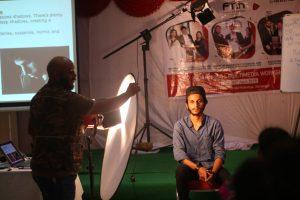 Film Making Workshop at Warangal (1)