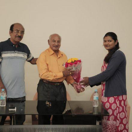 Acting Workshop by Mr. Thilak Garu @ FTIH Film School