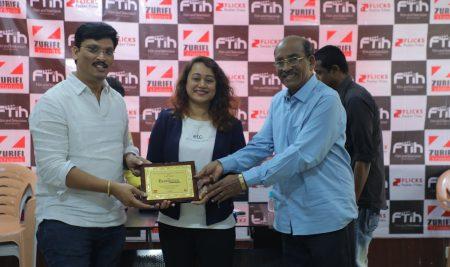 Acting Workshop by actress Mrs. Kranthi Balivada Garu @FTIH