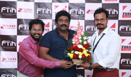 Acting Workshop by actor Mr Radha Krishna Garu @FTIH