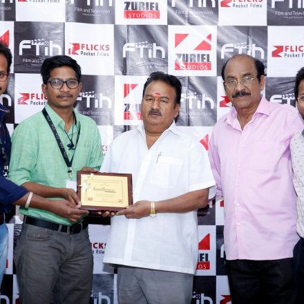Workshop by Dubbing Union President Sri Kanchan Babu garu @FTIH