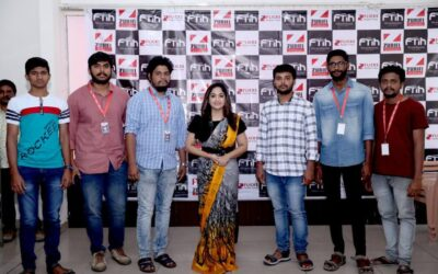 Acting Workshop by actress Miss Madhavi Latha Garu @FTIH