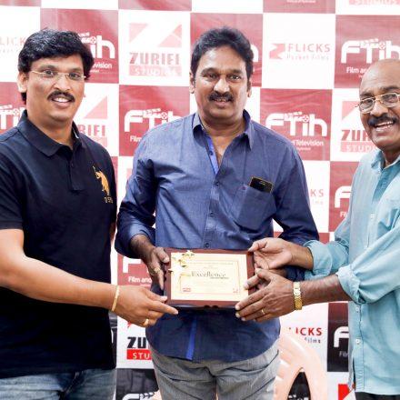 Acting Workshop By The Great Comedian And Actor Mr.Krishna Bhagavan Garu @FTIH