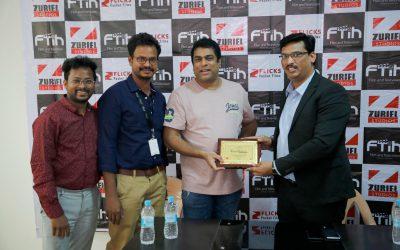 Acting Workshop by Actor,Writer,Director Mr.Harshavardhan Garu @ FTIH Film School