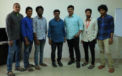 Acting Workshop by Mr. Kambhampati S Kumar Garu