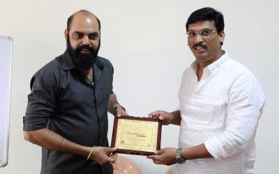 Acting Workshop by Mr. Yogi Khathri Garu @ South India Best Film School