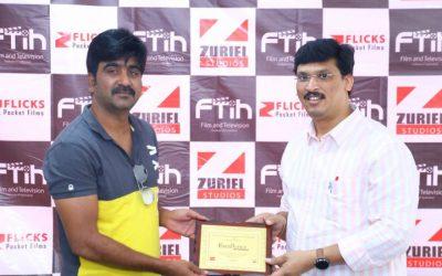 Acting Workshop by actor Mr.Basha Gaaru @FTIH