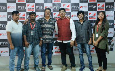 Acting Workshop by Mr. Surya Kumar ( Sr Telugu Film Actor )